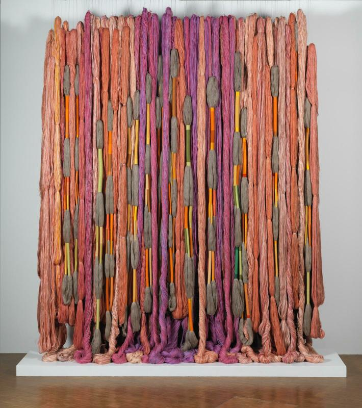 Sheila Hicks, Lianes de Beauvais 2011 - 2012
