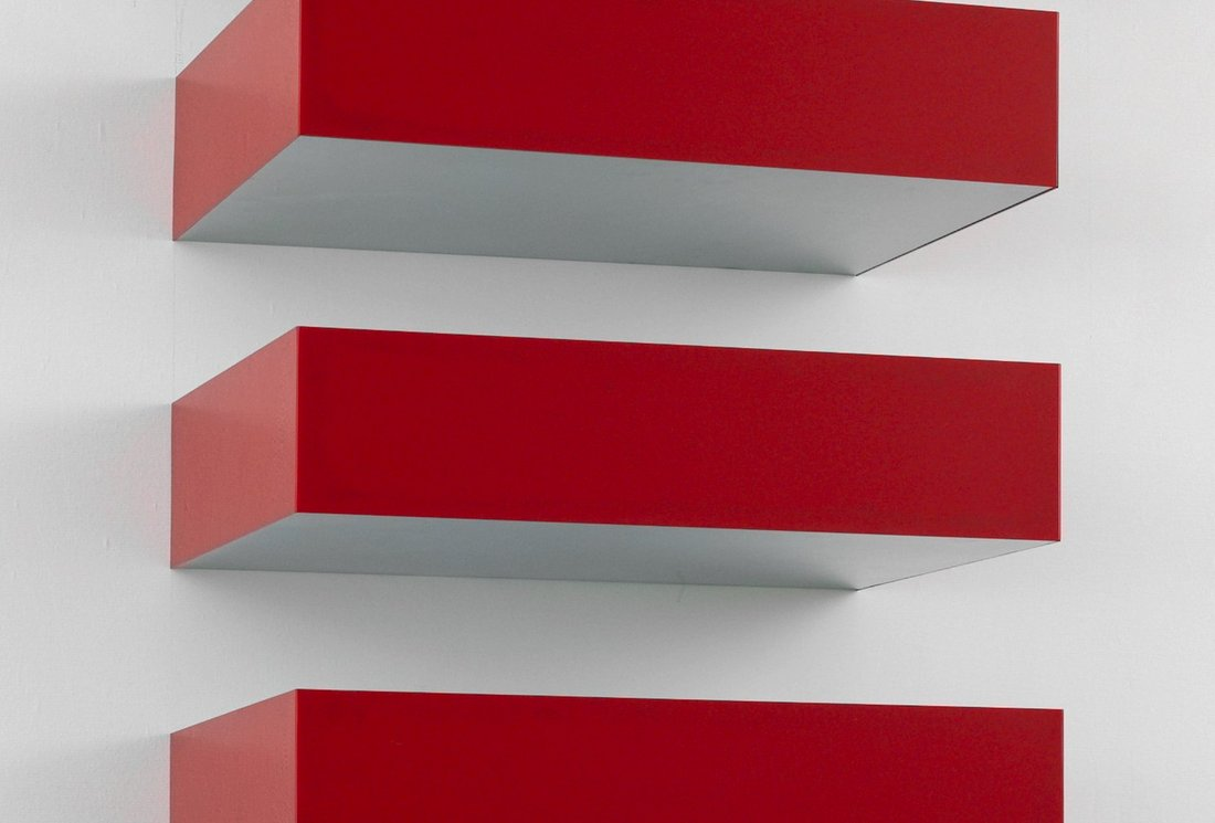 "Donald Judd, ""Stack (Pile)"", 1972"