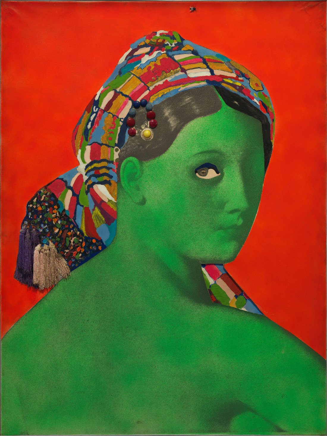 Martial Raysse, « Made in Japan - La grande odalisque », 1964