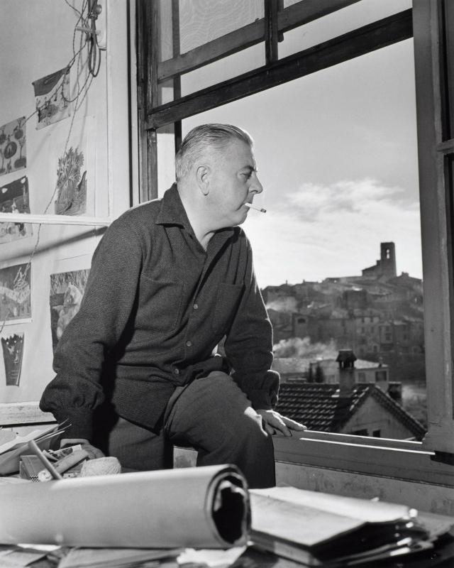 Jacques Prévert, Vence - Centre Pompidou