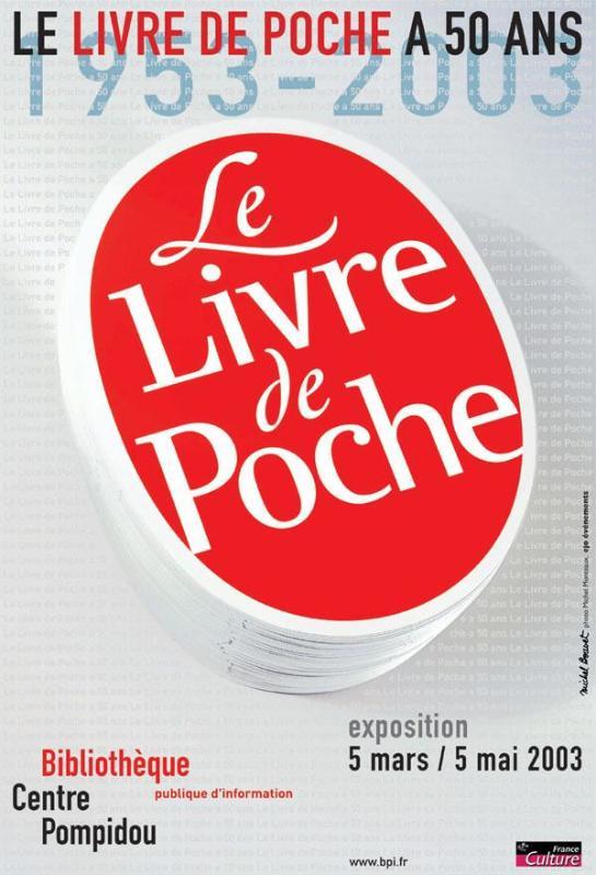 L Evenement Le Livre De Poche A 50 Ans Centre Pompidou