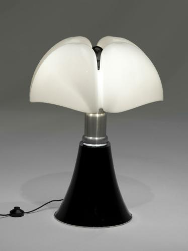 Centre Lampe Poser À Pompidou Pipistrello L'œuvre Yfgbv67y