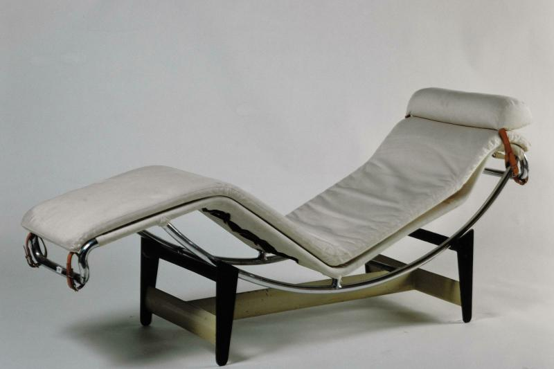 L'œuvre Chaise-longue B 306 - Centre Pompidou on chaise recliner chair, chaise sofa sleeper, chaise furniture,
