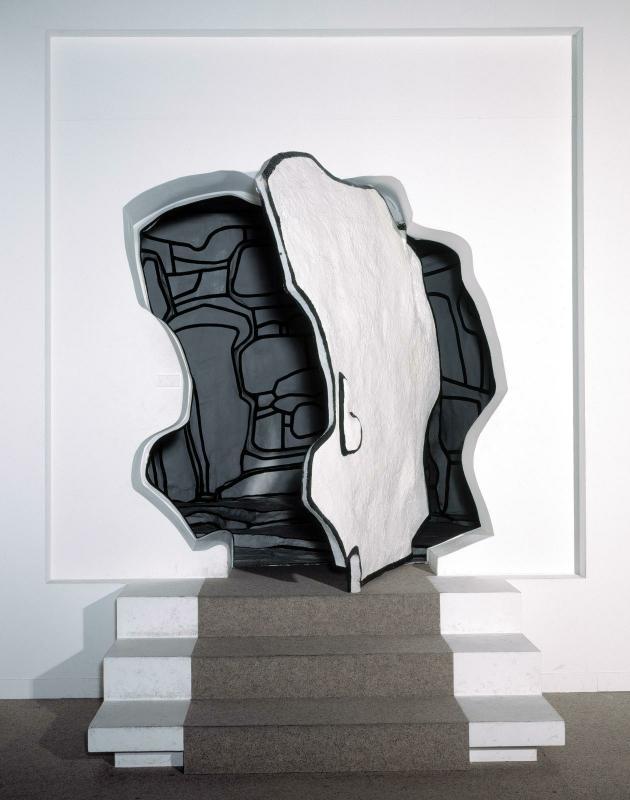 L œuvre Le Jardin D Hiver Centre Pompidou