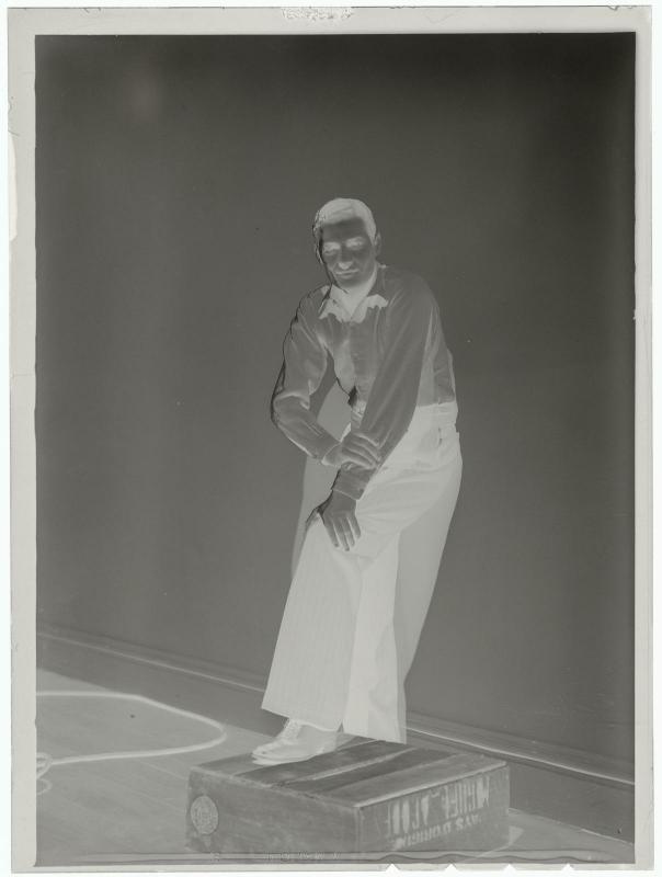 Modèle masculin non identifié (Damas?) - Centre Pompidou