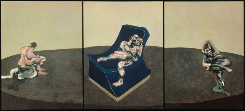 Image result for francis bacon pompidou