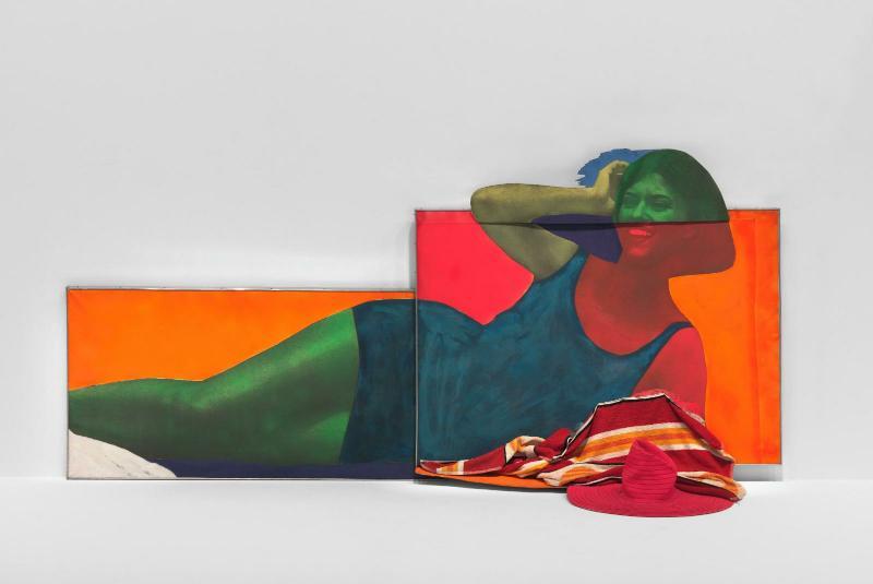 Assez L'œuvre Soudain l'été dernier - Centre Pompidou QN04