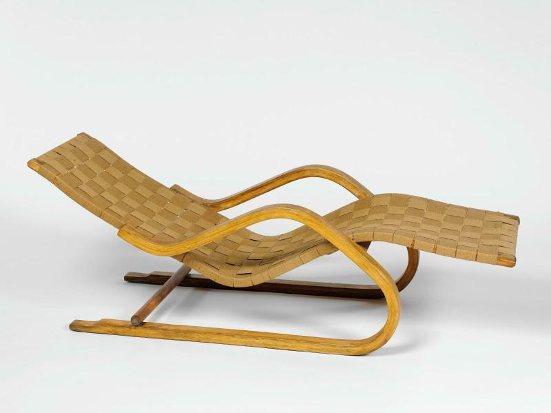 Loeuvre Chaise Longue N 39