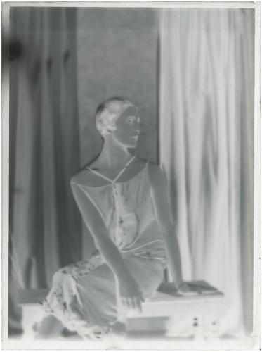 Iya Abdy by Man Ray. Image via the Pompidou Centre.