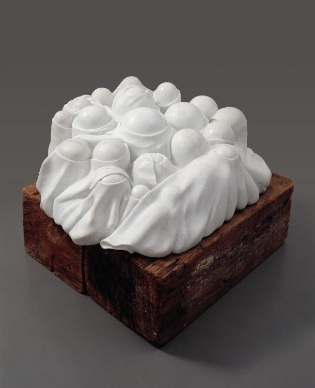 Louise Bourgeois, « Cumul I », 1968 - repro oeuvre